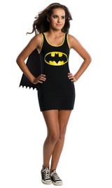 Classic Batgirl Dress Costume
