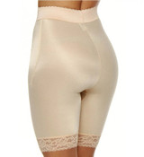 Rago Hi-Waist Bike Shaper White Regular & Plus Size