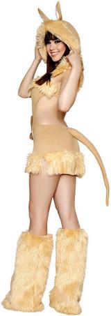 Kangaroo Cutie Mini Dress back