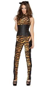 Tiger Temptress Costume