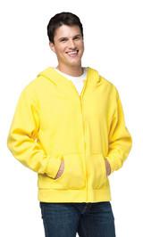 Banana Adult Hoodie back