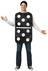Domino Adult Costume back