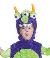 Three-Eyed Monster Costume