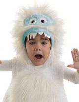 Snow Monster Toddler Costume