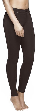 Tyler Jean Legging in Coffee Bean side