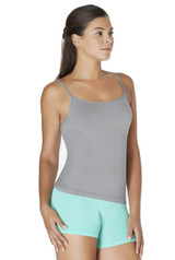 Sylvie Seamless Shaping Cami Grey Sleet Side