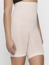high waist gayle thigh shaper in hush