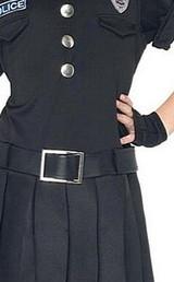 Playtime Police Girl Costume