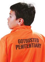 Got Busted Prisoner Child back
