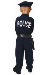 Police Costume back