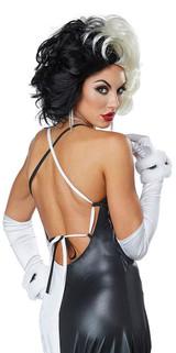 Cruella DeVille Costume back