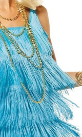 Fringe Party Dress