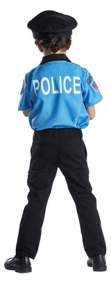 Police Chief Role Play Set back