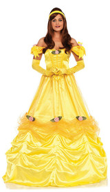 Belle Ball Gown back