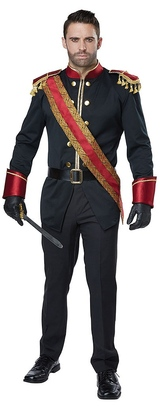 Dark Prince Charming Costume back