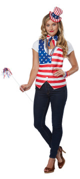American Womens Patriot Kit