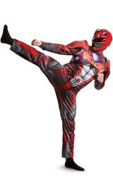 Mens Red Ranger - Power Rangers Costumes