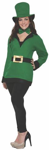 Leprechaun Set Pullover Costume back