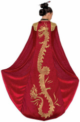 Dragon Empress Costume back
