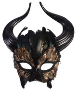 Minotaur Mask back