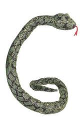 Posable Python back