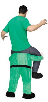 Carry Me Leprechaun Costume back