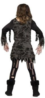 zombie girl costume