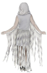 Enchanted Ghost Womens Costume back