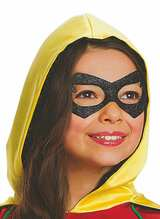 DC Robin Classic Batman & Robin Costume for Girl back