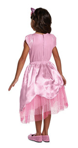 Pinkie Pie Pony Movie Costume back