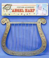 Angel Harp back