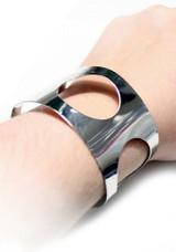 Mod Cuff Bracelet 70s back
