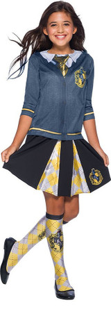 Hufflepuff Skirt Harry Potter