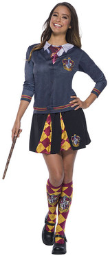 Gryffindor Adult Skirt Harry Potter