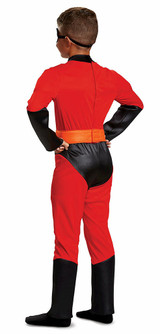 Dash Classic Muscle Incredibles Costume back