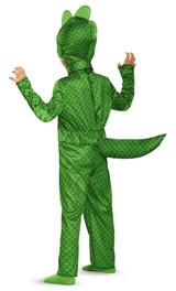 PJ Masks Gekko Toddler Costume back