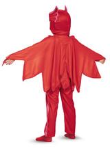 PJ Masks Owlette Toddler Costume back
