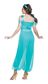 Jasmine Adult Costume back