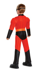 Dash Toddler Muscle Costume back