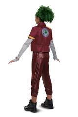 Eliza Disney Zombies Costume back