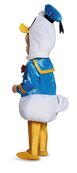 Donald Duck Infant Costume back