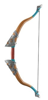 breath of the wild link bow and arrow