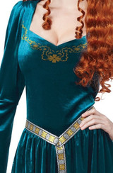 Lady Guinevere Adult Costume