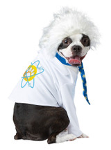 Al-Bark Einstein Dog Costume back