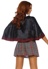 Spellbinding Hermione Adult Costume back