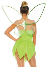 Tinkerbell Pixie Costume back