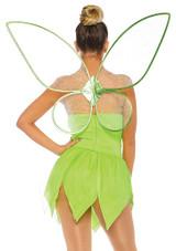 Tinkerbell Pixie Costume back