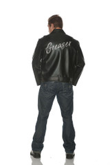 50s Greaser Adult Costume back