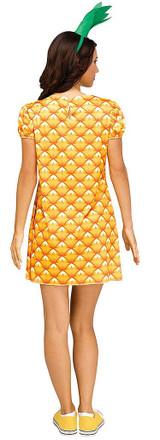 Womens Pineapple Costume back