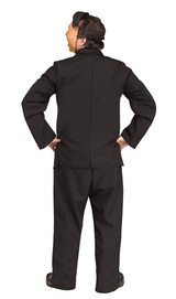 The Chairman Adult Costume back